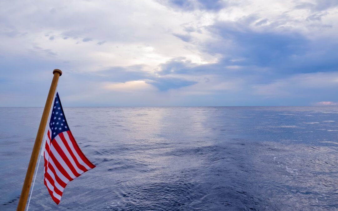 end of ban on anchoring vessels flying foreign flags